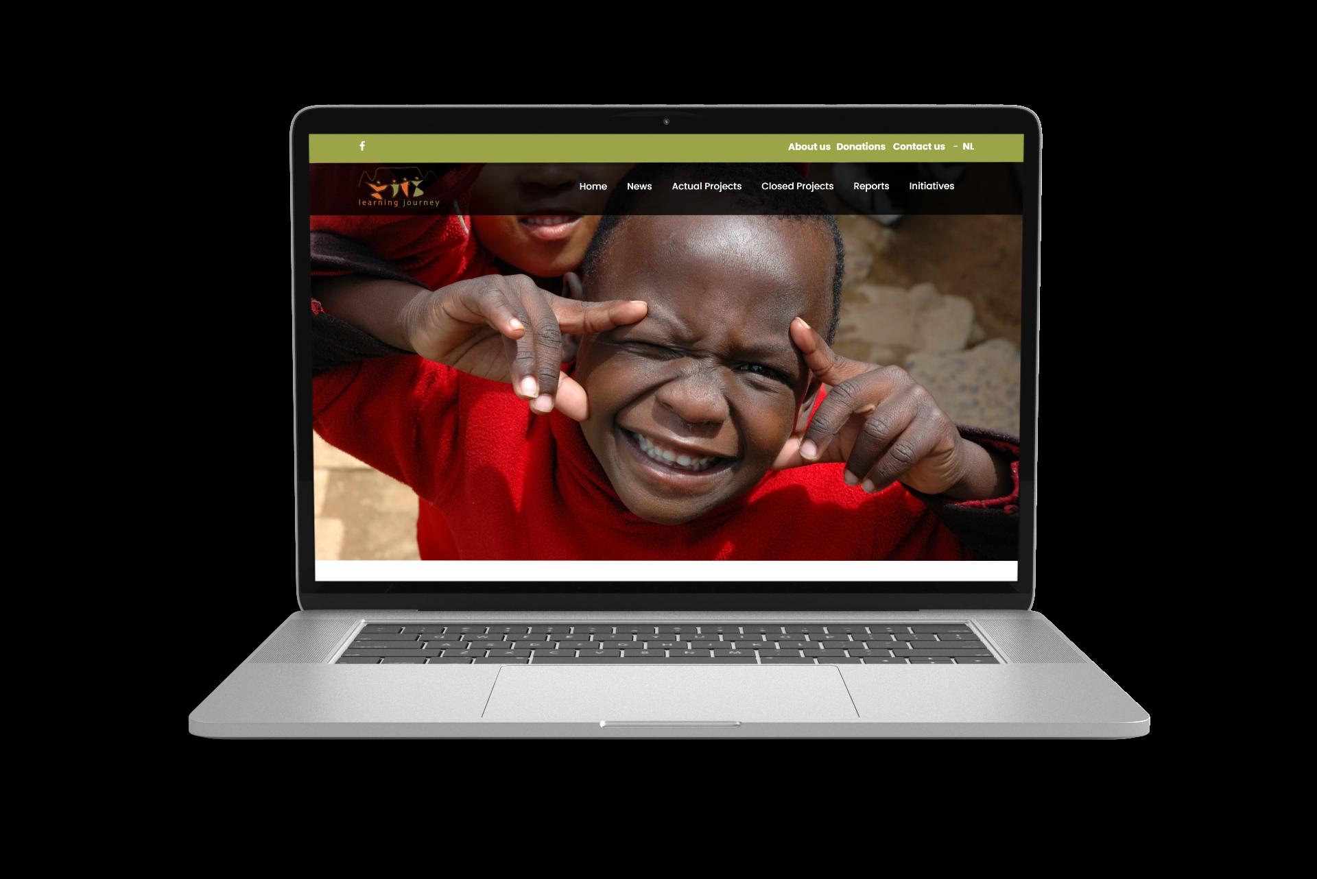 Website Learning Journey