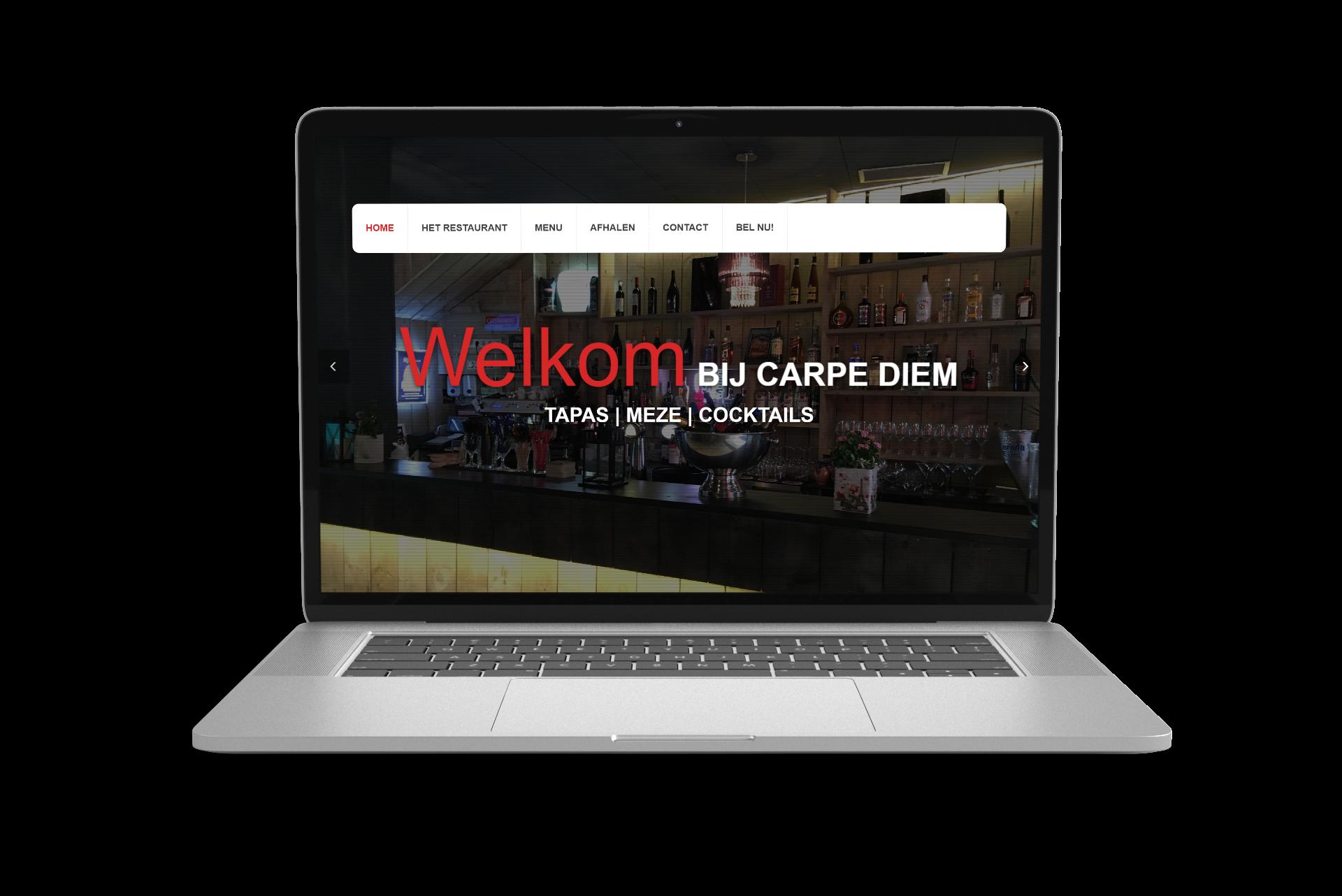 Website Carpe Diem